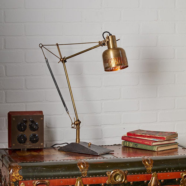 Prague Adjustable Table Lamp