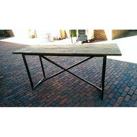 "Rob Table - Bar Height (84"" x 27"" x 40"")"
