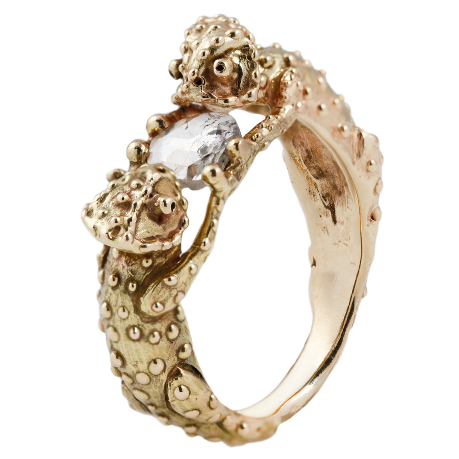 Small Chameleon Ring