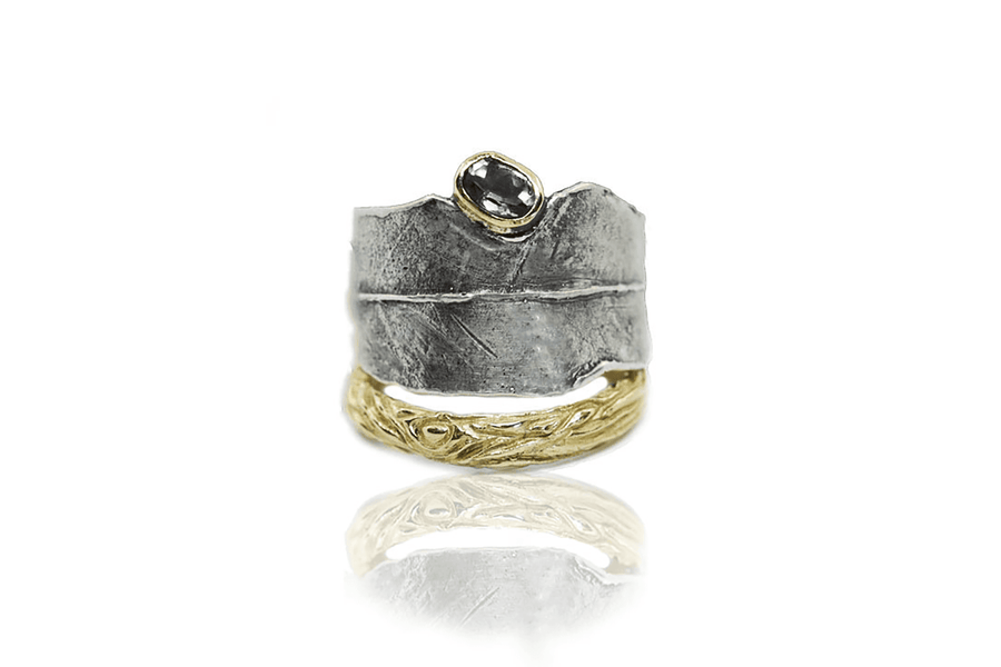Adjustable Philo Wrap Ring