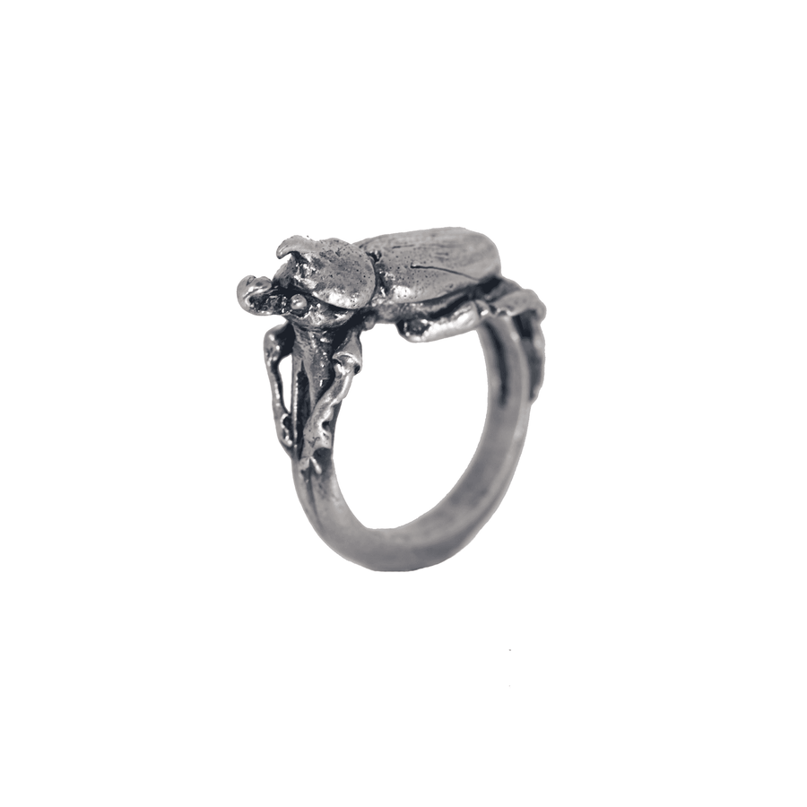Japanese Rhinoceros Beetle Ring