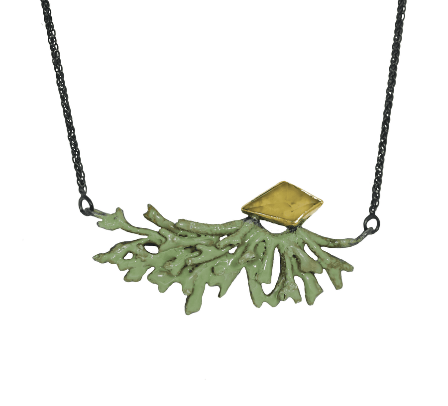Usnea Necklace