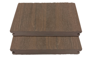 GEWGSB_Mocha Grooved-Edge Wood Grain Solid Board Sample - Factory Floorings