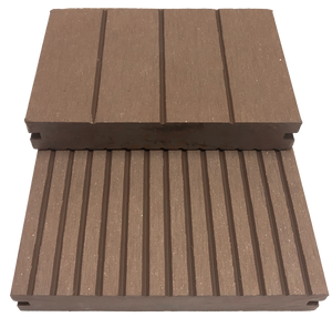 GESB_Mocha Grooved-Edge Solid Board - Factory Floorings