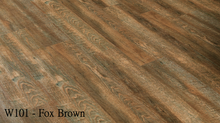 Load image into Gallery viewer, W101_Fox_Brown Flooring Sample - Factory Floorings