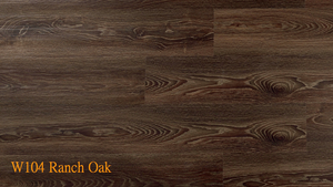 W104_Ranch_Oak SPC Flooring Sample - Factory Floorings