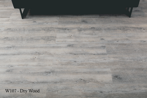W107_Dry_Wood SPC Flooring Sample - Factory Floorings