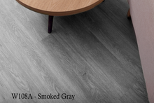 Load image into Gallery viewer, W108-A_Smoked_Gray SPC Flooring Sample - Factory Floorings
