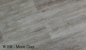 W108_Moon_Gray SPC Flooring Sample - Factory Floorings