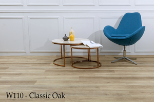 W110_Classic_Oak SPC Flooring Sample - Factory Floorings