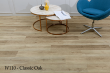 Load image into Gallery viewer, W110_Classic_Oak SPC Flooring Sample - Factory Floorings