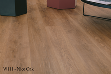 Load image into Gallery viewer, W111_Nice_Oak SPC Flooring Sample - Factory Floorings