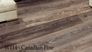 W114_Canadian_Pine SPC Flooring Sample - Factory Floorings
