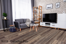 Load image into Gallery viewer, W114_Canadian_Pine SPC Flooring Sample - Factory Floorings