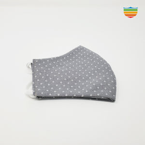 Reusable 100% cotton mask - Oxford