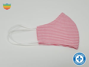 Reusable 100% cotton mask - Victoria