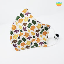 Load image into Gallery viewer, Reusable 100% cotton mask - Kyoto