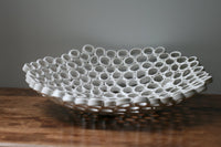Tabula coral particle bowl - made to order