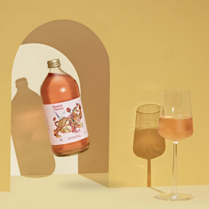 Round Theory Sustainable Rose - Happy Factory