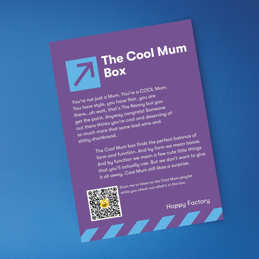 The Cool Mum Box - Happy Factory