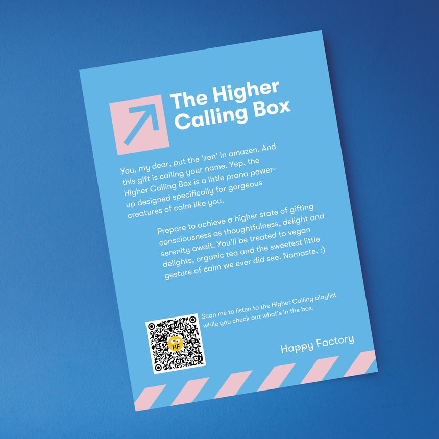 The Higher Calling Box - Happy Factory