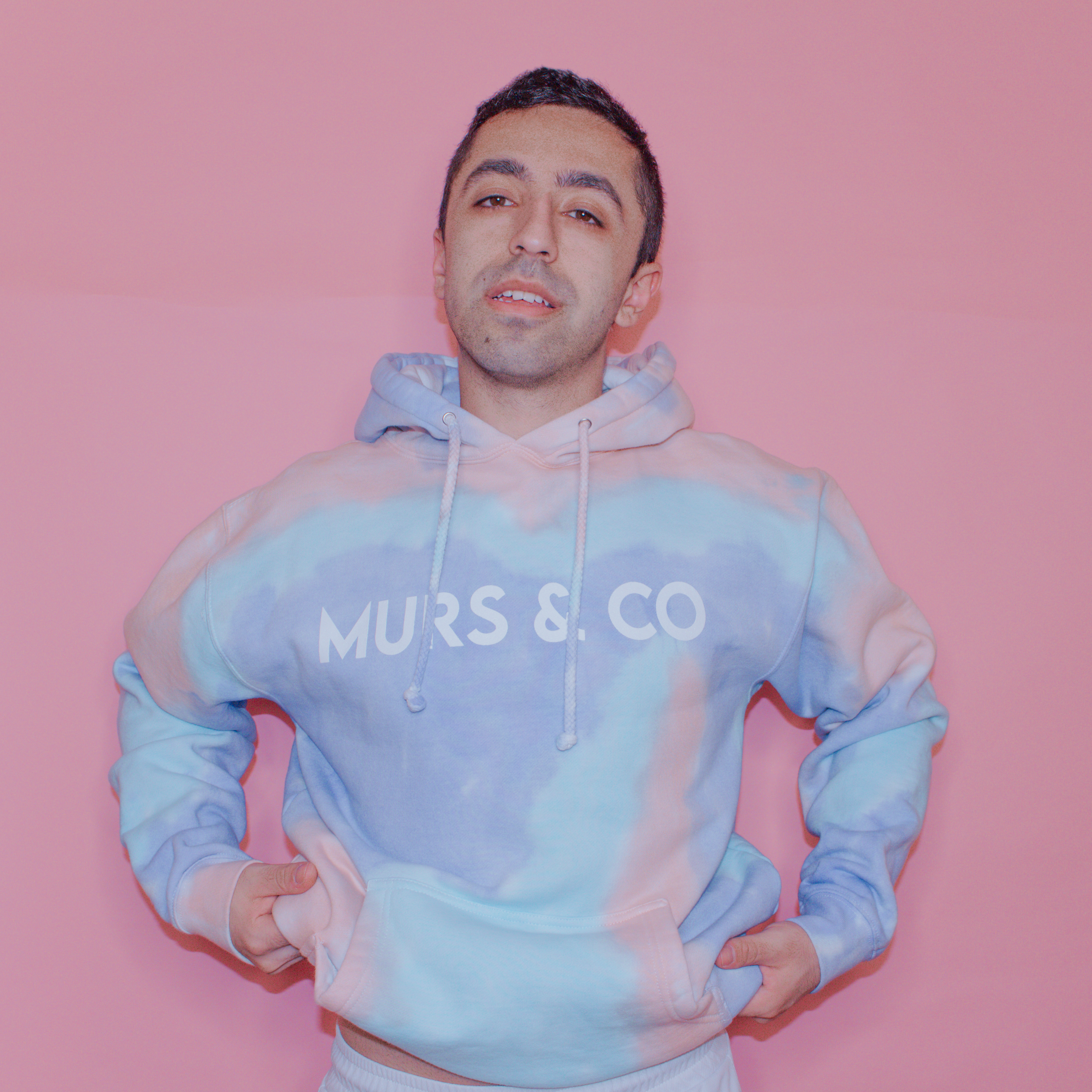 Blueberry Plum Limited Edition Hoodie - Murs & Co