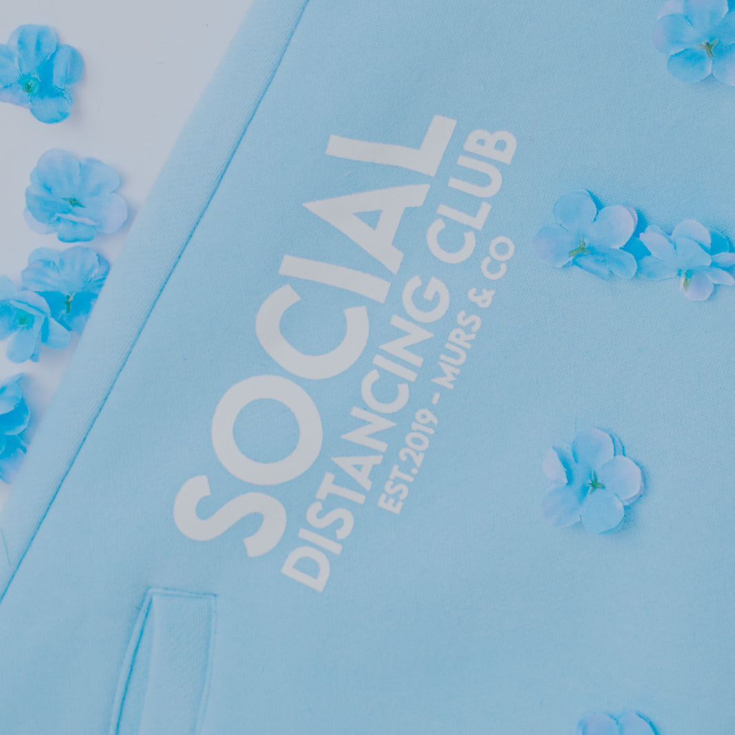 Social Distancing Club Cirrus Sweats