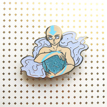 Load image into Gallery viewer, Aang | ATLA in Action | Hard Enamel Pin