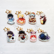 Load image into Gallery viewer, BnHA Cafe | Villains Acrylic Charms