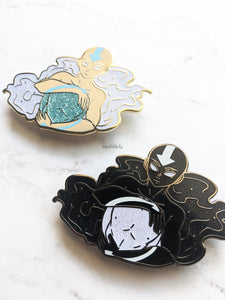 Aang | ATLA in Action | Hard Enamel Pin