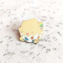 Load image into Gallery viewer, Poké Pride Pin Pals | Togepi Enamel Pin