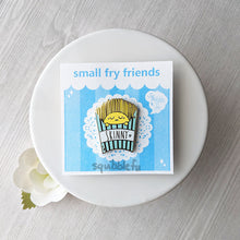 Load image into Gallery viewer, Small Fry Friends | Skinny Fries Enamel Pin