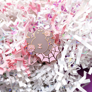 Sweet Witch Snacks | Sparkling Spider Enamel Pin