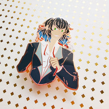 Load image into Gallery viewer, Inosuke | Dapper Suit Slayers | Hard Enamel Pin