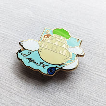 Load image into Gallery viewer, Popup Castle | Hard Enamel Pin