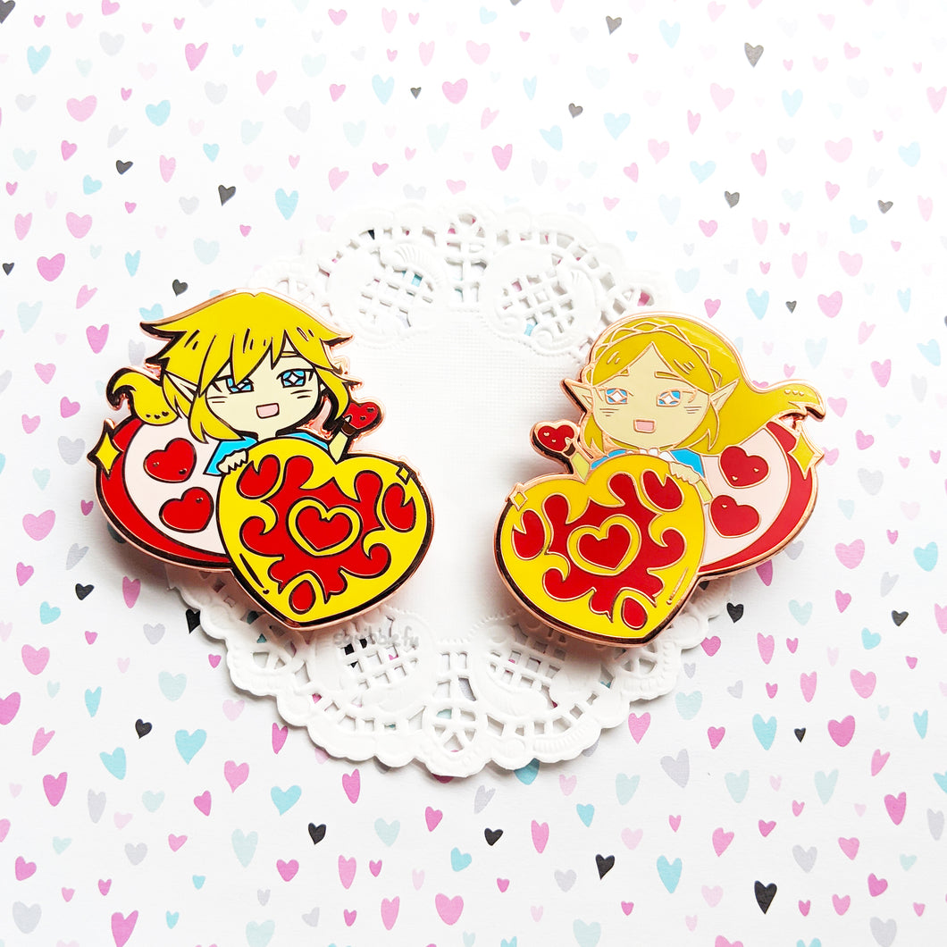 Legend of Sweets BotW | Hard Enamel Pin