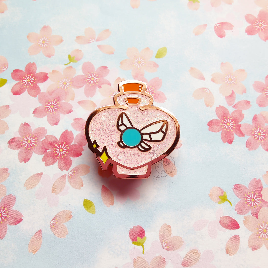 Navi's Love Potion (Glitter) | Enamel Pin