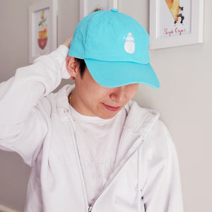 Kawaii Potetoh Chan Dad Hat | Anime Foodie Lover | Weeb Apparel & Accessories