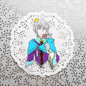 Prince Yuki Sticker