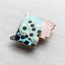 Load image into Gallery viewer, Lucky Soot Stars | Hard Enamel Pin