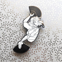Load image into Gallery viewer, Suki | ATLA in Action | Hard Enamel Pin