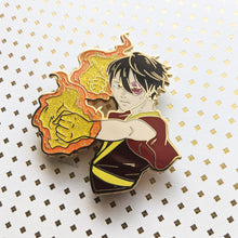 Load image into Gallery viewer, Zuko | ATLA in Action | Hard Enamel Pin