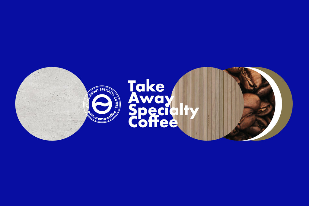 Nuestro primer espacio East Crema Coffee, Take Away