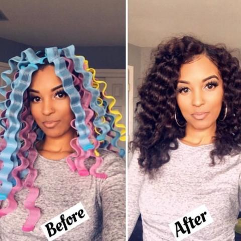 Luscious Waves Curl Styling Kit