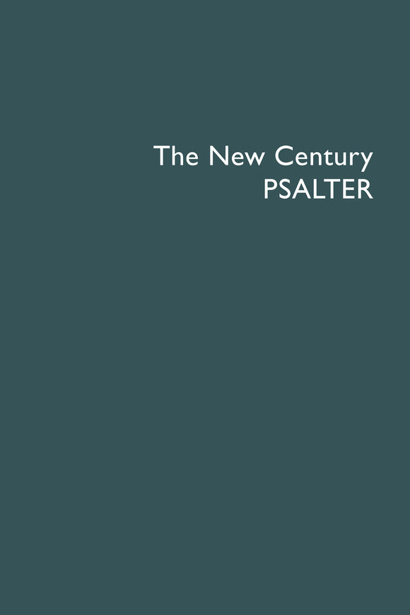 The New Century Psalter