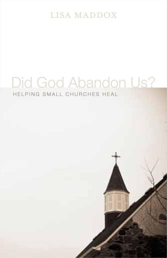Did God Abandon Us? Helping Small Churches Heal (Maddox)
