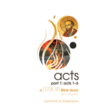 "Acts | ""Listen Up"" Bible Study (Robinson)"