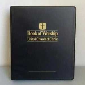 Book of Worship | United Church of Christ (Desk Edition)