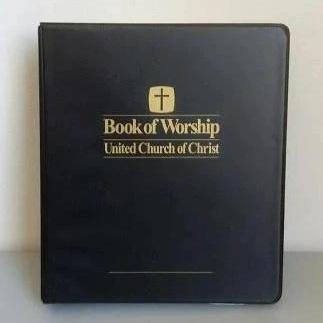 Book of Worship - United Church of Christ - Desk Edition (3-Ring Binder)