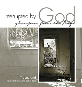 With camera in hand, Tracey Lind, dean of Trinity Episcopal Cathedral in Cleveland and an open lesbian, looks for and finds God on the edge of exclusion and embrace in Interrupted by God: Glimpses From the Edge. This powerful combination of black-and-white photographs and spare storytelling shares not only her spiritual journey but will introduce you to interruptions by God in unexpected people and places.